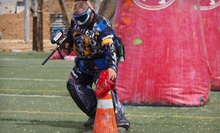 $49 for a Half Day Admission Package for Two at Antioch Paintball Park