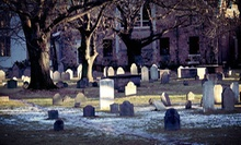 $15 for 7 p.m. Harvard Square Ghost Tour for Two at Cambridge Haunts
