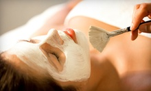 $132 for an AFA Rejuvenating Facial Clay Peel at Heal n Cure