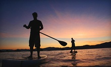 $24 for a Two-Hour Paddle Board Rental at Wayward Captain Watersports