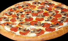 $7 for $10 Worth of Pizza and Salad at Big Mama's &amp; Papa's Pizzeria