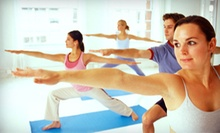 $7 for a 75-Minute Gentle Yoga Class at 6:15 p.m. at Omine Yoga