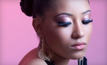 $29 for an Eyebrow & Lashes Package at Creative Hair Designs & More