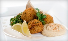 $7 for $14 at Karam Lebanese Cuisine