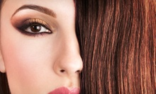 $150 for a  Keratin Treatment at Studio M Hair Designs Inc.