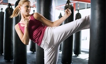 $8 for a Drop-in Cardio Boxing Class at 7 p.m. at Bossy Fitness