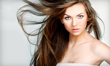 $35 for Haircut and blowdry  at Beauty Corner Salon
