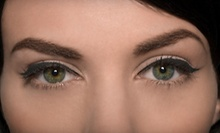 $5 for Celebrity Eyebrow Shaping & Brow Consultation at Natural Skin Solutions