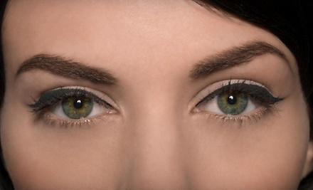 $5 for Celebrity Eyebrow Shaping &amp; Brow Consultation at Natural Skin Solutions