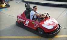 $22 for Two 7-Lap Go-Kart Wristbands, 40 Tokens & Bag of Gator Feed at Kissimmee Go-Karts