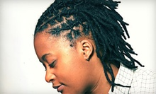 $59 for a Loc Retwist, Anti-Itch Steam Trtmt & Lemongrass Oil Trtmt at Vixens Hair Studio
