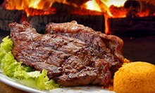 $39 for All-You-Can-Eat for Two  at Angus Grill Brazilian Steakhouse