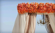 $25 for $50 Worth of Floral Arrangements at Las Rosas