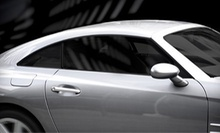 $45 for Tinting of Two Windows at Royal Treatment Window Tint