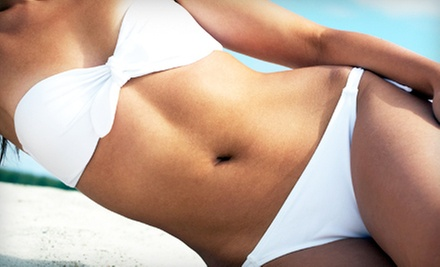 $13 for an Organic Spray Tan at The Natural Beauty In You