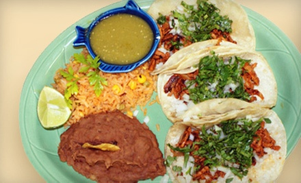 $5 for $10 Worth of Mexican Fare at Casa Guerrero Mexican Restaurant