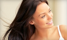 $24 for a Shampoo, Haircut, Blow Dry Style at Hair Factor & Spa