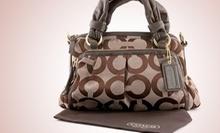 $30 for $60 Worth of Authentic Designer Handbags and Clothing at Carried Away
