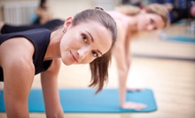 $20 for 8:30 am TRX Conditioning Class at Real Pilates