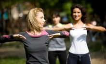 $12 for a One-Hour Bootcamp Session at 9 a.m. at Body Arch Fitness
