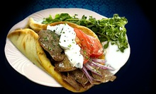 $3 for a Gyro Sandwich  at Royal Pita Deli and Grocery