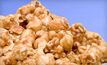 $5 for $10 at Knights Gourmet Popcorn