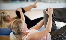 $8 for a Drop-in Yoga Class at 10:30 a.m. at InBliss Yoga