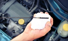 $20 for a Luxury Elite Car Wash and Five-Quart Oil Change at Newark Airport Car Wash