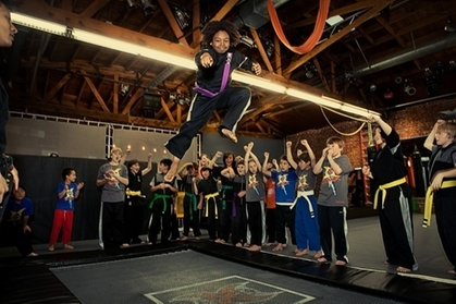 $5 for 9:00 a.m. XMA Conditioning Fitness Class at XMA (Xtreme Martial Arts) Headquarters