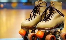 $6 for Two Admissions and Skate Rentals at Cedar Hill Roller Rink