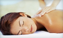 C$59 for One Hour Massage Therapy Session at Gesund