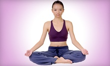 $8 for a 60-Minute Yoga Class at 10 a.m.  at Dahn Yoga &amp; Healing