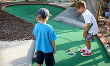 $5 for Adult Admission to DJ Mini Golf Night at The Swing Factory