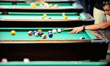 $4 for Two Hours of Pool for Four at Hot Shots Billiards