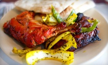 $14 for $20 at India's Tandoori Halal Indian Restaurant