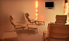 $20 for a Single Session at Sea Salt Therapy