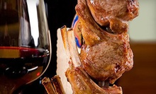 $25 for $50 at Grimpa Brazilian Steakhouse