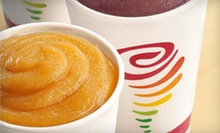 $2 for $4 Worth of Smoothies at Jamba Juice DC