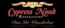 $12 for $20 at Cypress Nook Restaurant