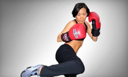 $8 for a Bad-Azz Boxing Basics Class for Women at 8 p.m. at Sweat Box