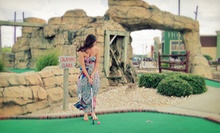 $10 for 2 Rounds of Golf, 8 Tokens and 2 Fountain Drinks or Sno-EEs at Colorado Canyon