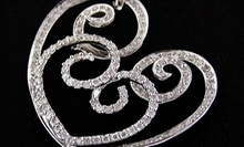 $25 for $50 worth of Silver Jewelry at Jewelry Depot