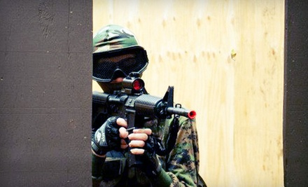 $35 for Paintball Package with Equipment Rental and Paintballs for 2 at East Coast Extreme Inc.