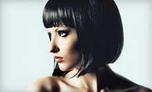 $30 for a Haircut, Shampoo with California Smooth and Blowout at Ismalss Hair Stylist