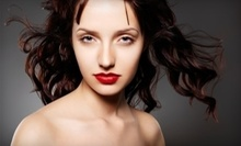 $42 for Hair Cut and Blow Dry with Conditioning Treatment at Blades Salon