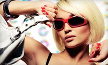 $42 for a Brazilian Wax and Vajazzling  at Sorelle