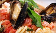 $10 for $20 Worth of Dinner Fare at Alfoccino