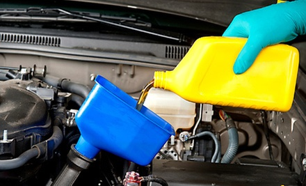$17 for an Oil Change and a Filter Service at Curry's Auto Service