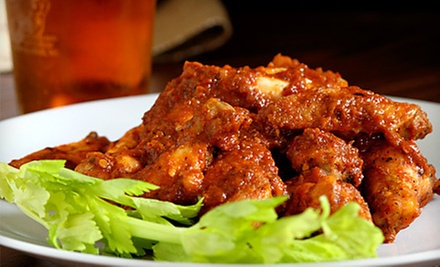$8 for $15 at Buffalo Wings & Pizza