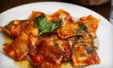 $12 for $16 Worth of Italian Food and Drink at Salerno Pincente Ristorante - Hodgkins